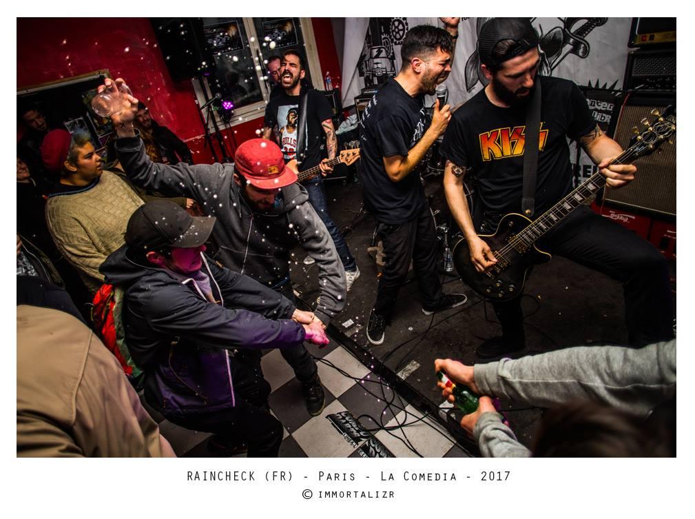 Photo de RAINCHECK - Paris - 2017