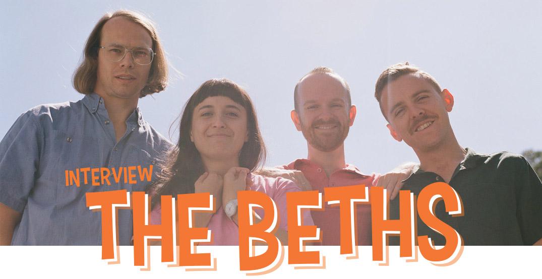 couverture the beths