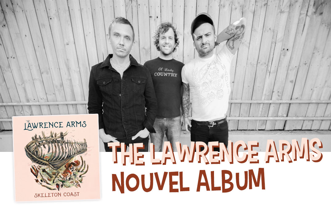 the lawrence arms couverture