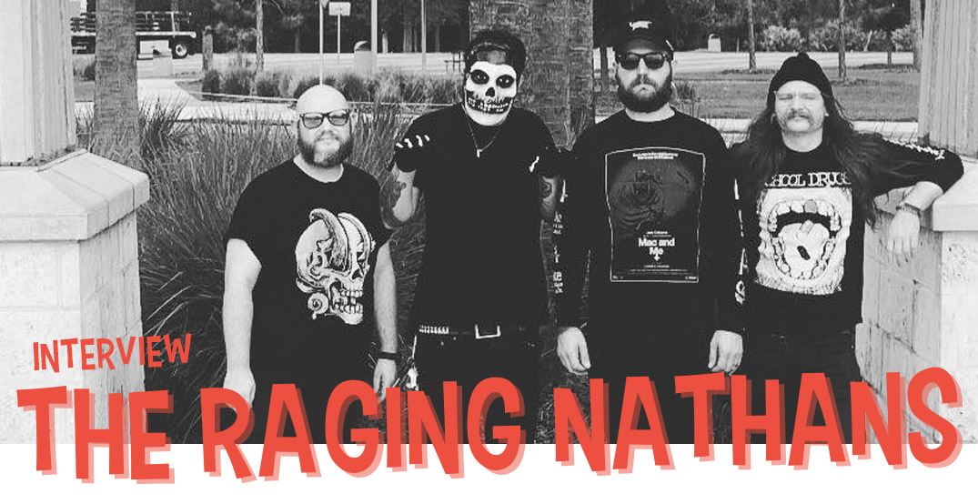 couverture the raging nathans