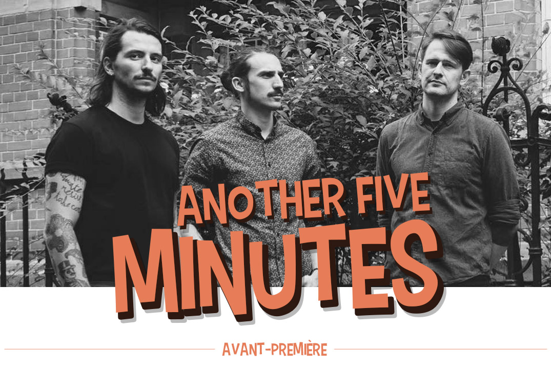 couverture another five minutes