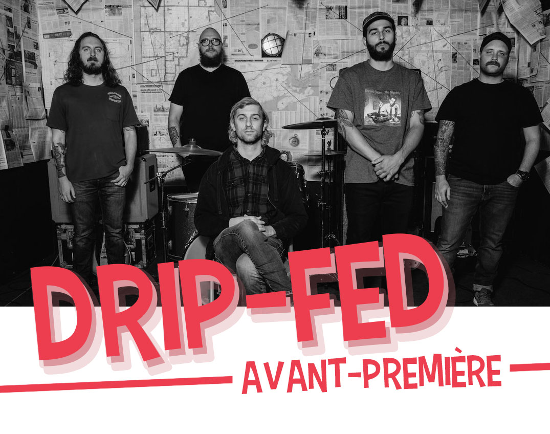 couverture drip-fed