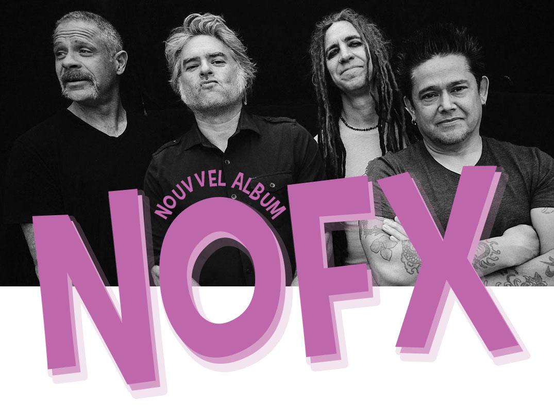 couverture nofx