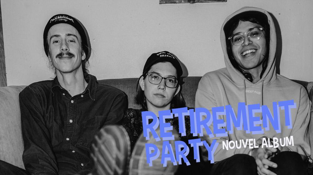 flow retirment party